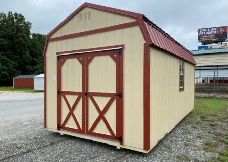 10x20 Frontier Shed thumbnail